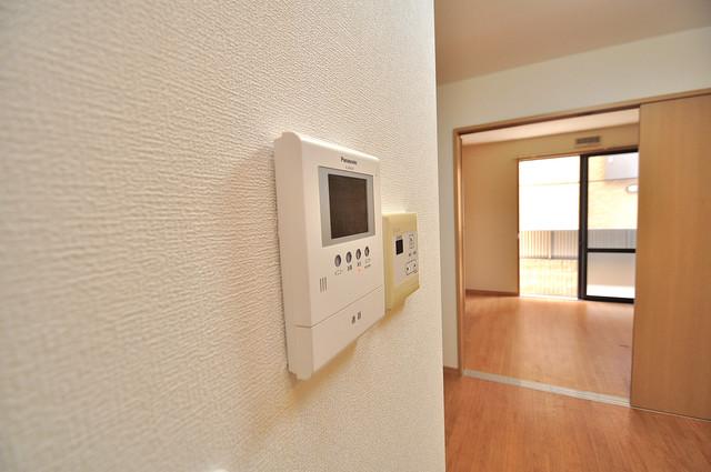 ソレジオ武村V S TVモニターホンは必須ですね。扉は誰か確認してから開けて下さいね