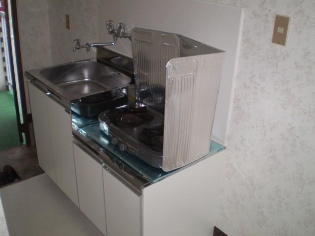 マーサ藤棚キッチン
