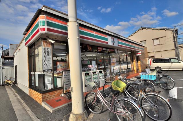ブリエール布施A棟 セブンイレブン東大阪永和1丁目店