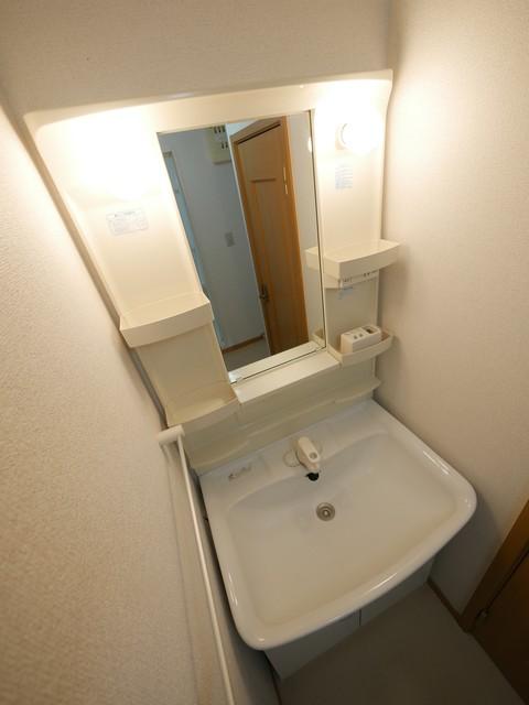 エスポワールA洗面所