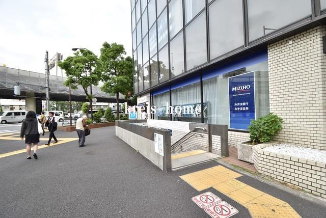 ラグジュアリーアパートメントデュオ神楽坂[周辺施設]銀行
