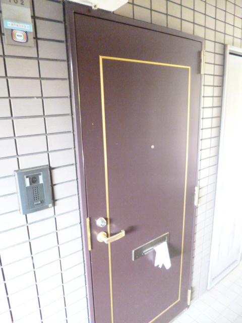 成増駅 徒歩9分玄関